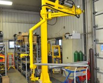UltiMate Pneumatic Manipulator - Accommodates 300 lb. and 75 lb. Shafts